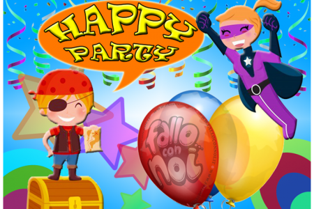 Happy Party: le vostre feste per bambini!