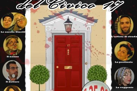 """Cena con Delitto """"Il Condominio del Civico 17″"""